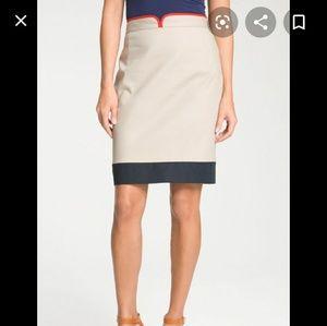 T Tahari Ariel Pencil Skirt